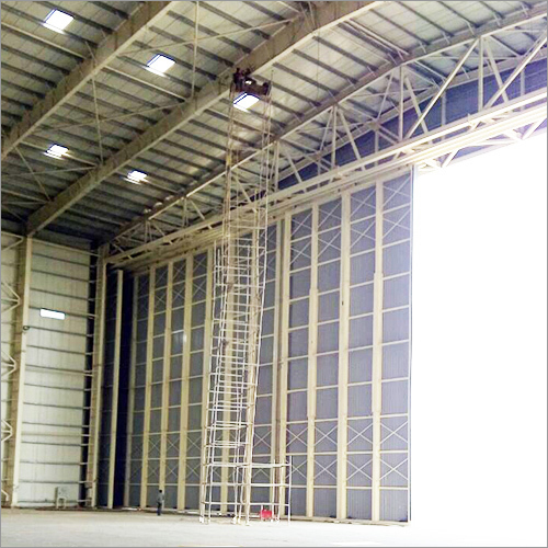 Commercial Hanger Door