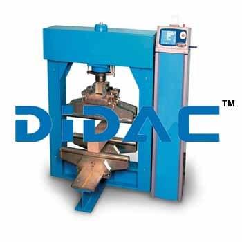 Concrete Flexural Machine 200 KN High Stiffness Servo Plus Evolution