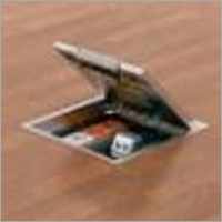 Ractangular Stainless Steel Service Outlet