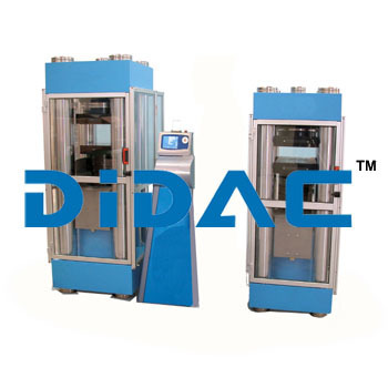 Compression Testing Machines  High Stability Touch Screen