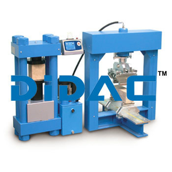 Flexural Testing Machine 200 KN Digital