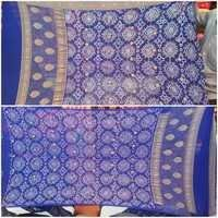 Banarsi Bandhej Dress Materials