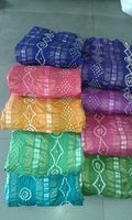 Cotton Bandhej Dress Materials