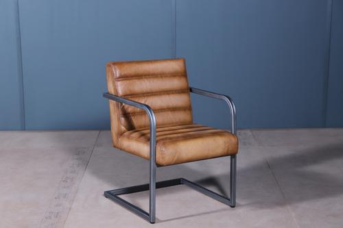 Modern Style Metal Chair
