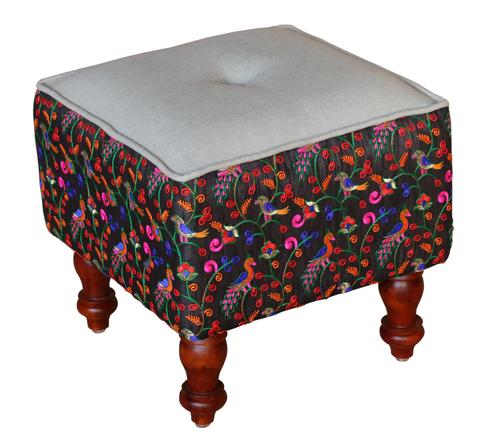 New Design Ottoman Pouffe