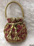 Fancy Designer Ethnic Potli Bag