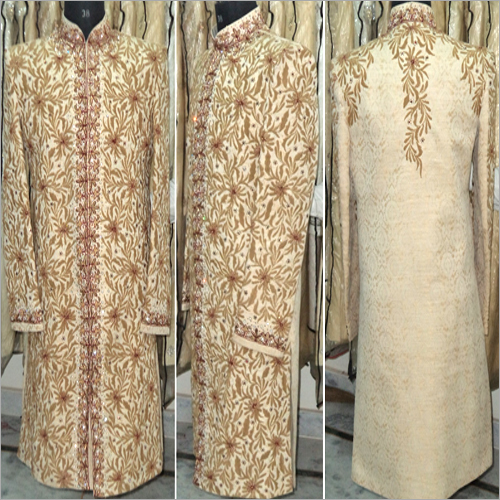 Groom Wear Designer Sherwani