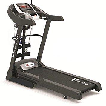 Multifunction Motorized Treadmill 2 HP