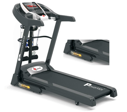 Motorized Treadmill-New 3.5 HP