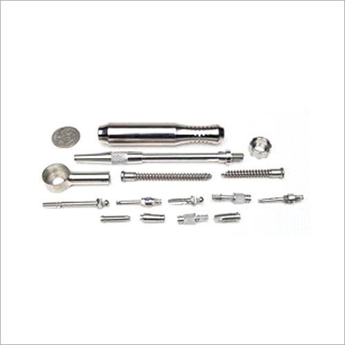Medical Parts Machining