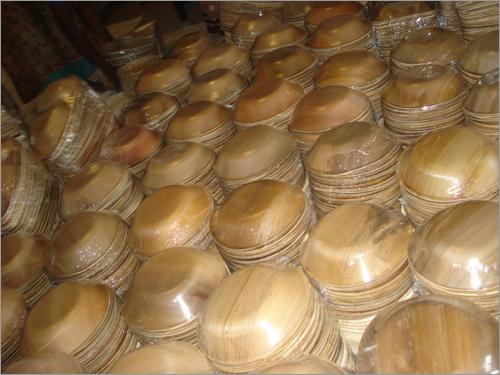 Biodegradable Palm Leaf Bowl
