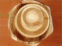 Areca Oval Shape Bowls