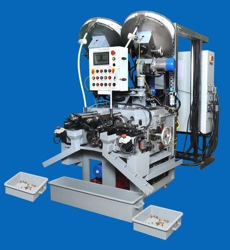 Head Turning & Mouth trimming Machines