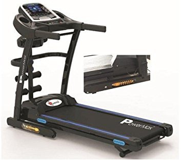 Multifunction Motorized Treadmill-NEW 3 HP