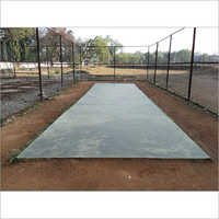 Ae Cemented Cricket Pitch Construction