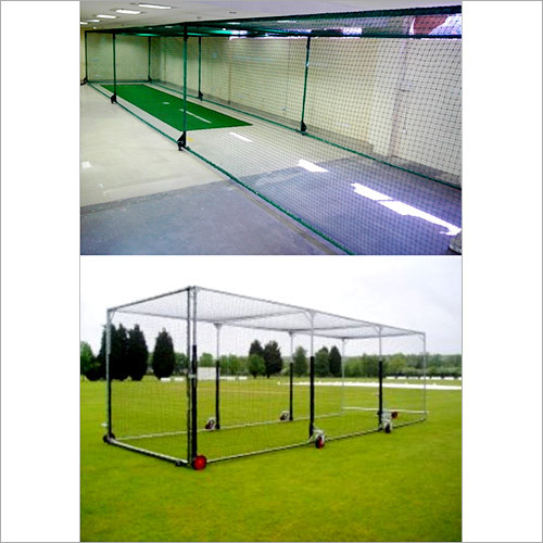 Ae Cricket Practice Net Cage Movable & Detachable