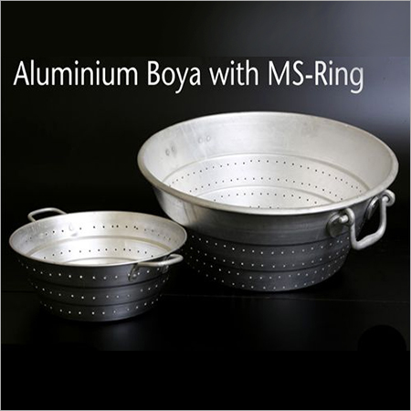 Aluminium Boya With Ms- Ring