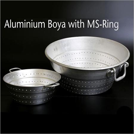 Aluminium Boya With Ms Ring