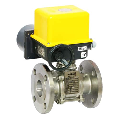 2 Way Electric Ball Valve