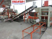 Automatic Fly Ash Bricks Plant / ENDEAVOUR-iF2000