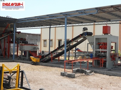 Automatic Fly Ash Bricks Plant / ENDEAVOUR-iF2500