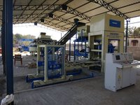 Automatic Fly Ash Bricks Plant / ENDEAVOUR-iF3500