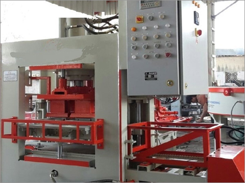 Semi Auto Fly Ash Bricks Machine /ENDEAVOUR-iF1000