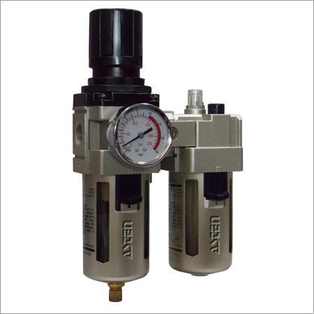 2 Pc Filter Regulator Lubricator