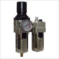 2 Pc Filter Regulator Lubricator