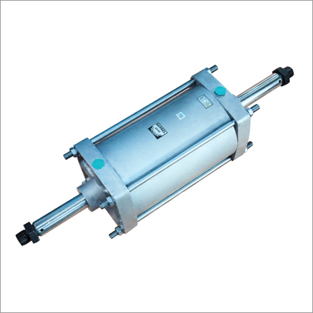 Double Ended Pneumatic Cylinder
