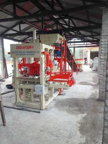 Concrete Blocks Making Machine /Endeavour-Ic500