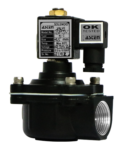 Dust Collector Solenoid Valves