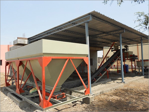 Material Storage, Weighing, Batching & Mixing Syst