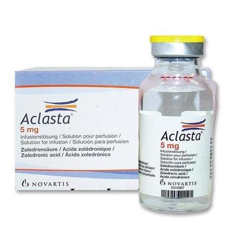 Zoledronic acid 5mg injection