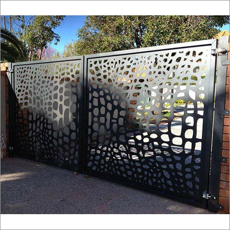 CNC Metal Cutting Gate