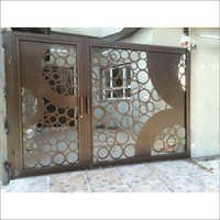 CNC Metal Cutting MS Gate
