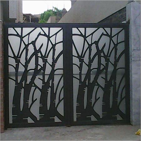 CNC Metal Cutting MS Gate