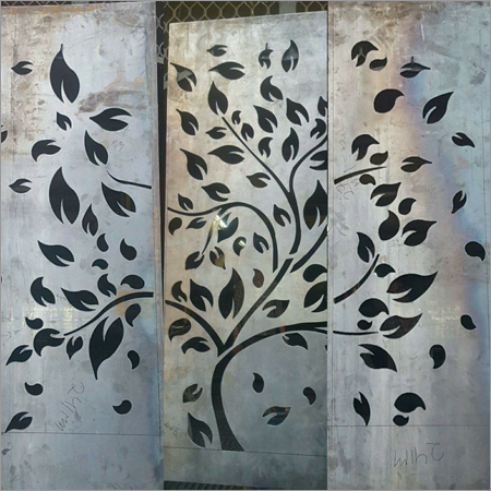 CNC Metal Cutting Decorative