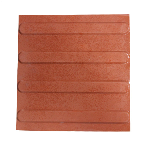 Plain Line Tile