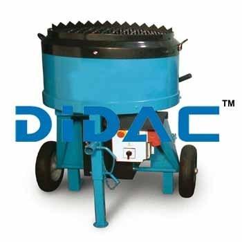 Pan Type Mixer Yeld 220 Liters