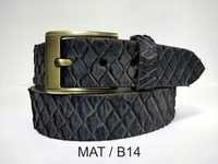 Leather Designer Belt