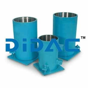 Steel Cylinder Mould Dia. 150 X 150 MM