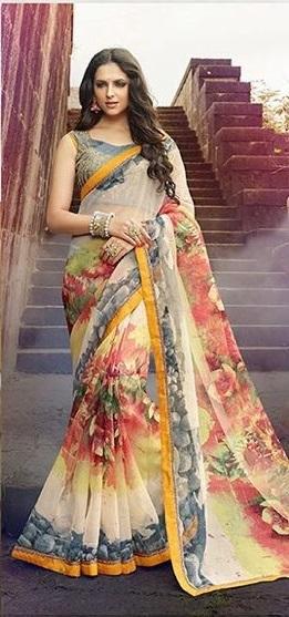 Designer sarees party wear sarees