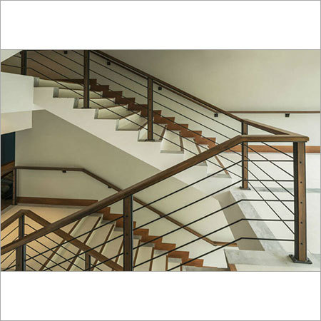 MS Stair Case Railing