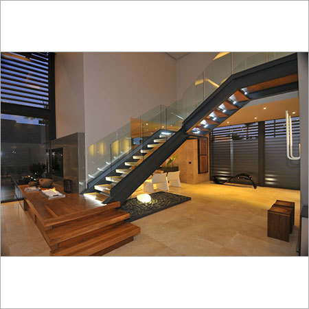 MS Glass Staircase
