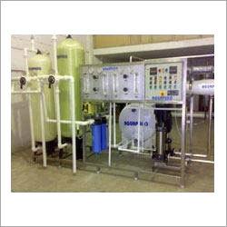 Reverse Osmosis Plant 500 Lph