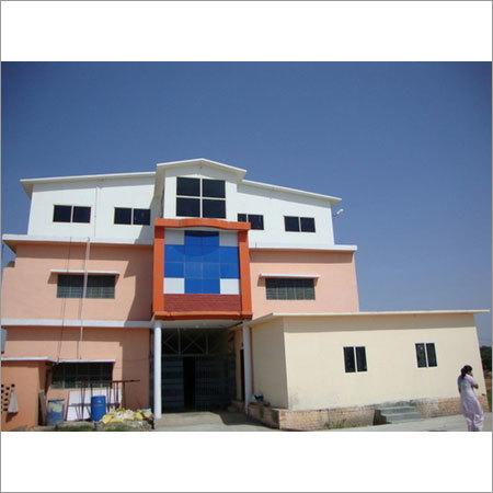 Pre-Fab School Buildings