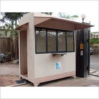 Prefabricated Instant Security Cabins