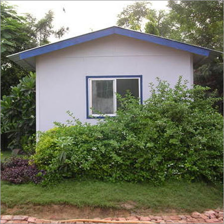 Prefabricated Portable Huts