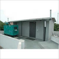 Prefabricated Roof Top Toilets